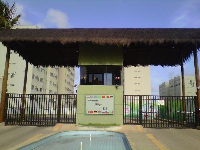 Vendo apartamento Condomínio Plaza, com 75 m², 3/4 sendo 1 suite