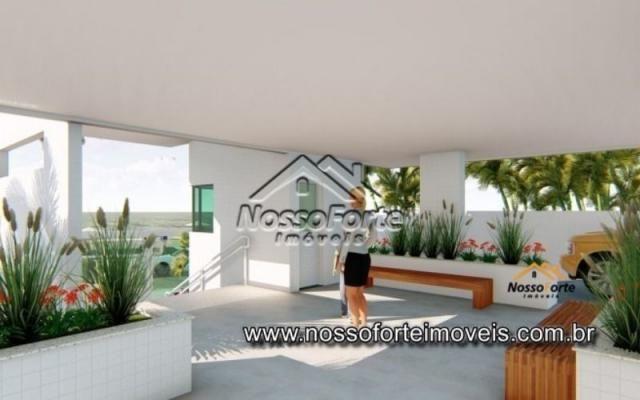 Apartamento na Vila Atlântica em Mongaguá - Foto 3