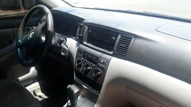 Corolla xei aut 1.8 2008 completo - Foto 10