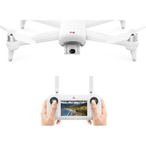 Drone Xiaomi Fimi A3 Gps 1km Gimbal Câmera 1080p Fpv 25min com 2 baterias - NOVO - - Foto 4