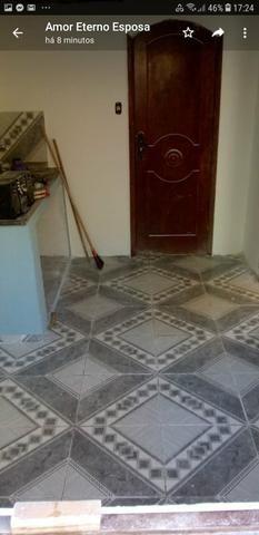 Casa independente quarto grande sala ampla cozinha arejada ótimo banheiro varanda área - Foto 13