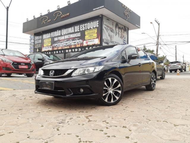 HONDA CIVIC 2014/2015 2.0 LXR 16V FLEX 4P AUTOMÁTICO