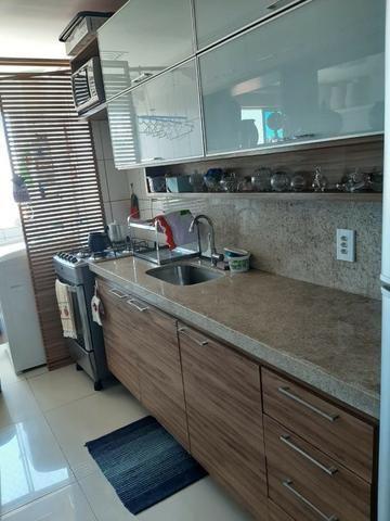 Vendo apartamento Condomínio Plaza, com 75 m², 3/4 sendo 1 suite - Foto 4