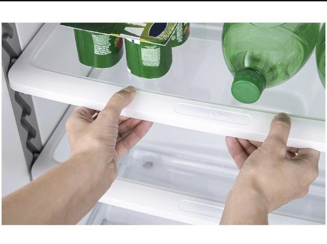 Geladeira/Refrigerador Consul frost free duplex branco 386L - Foto 5