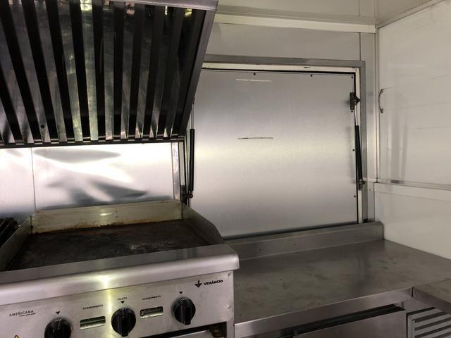 Food Truck Completo - Aceito Veículos de menor valor - Foto 13