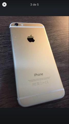 IPhone 6 64 gb Prata Sem Detalhes touch id desativado - Foto 3