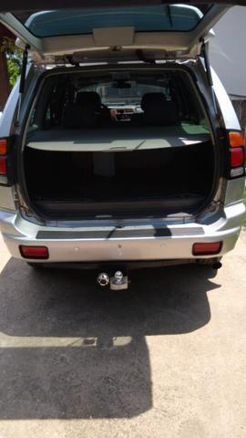 VENDO/TROCO SUV Mitsubishi Pajero Sport SE 2.8 td (diesel) AUT 4x4 2002/2003 - Foto 7