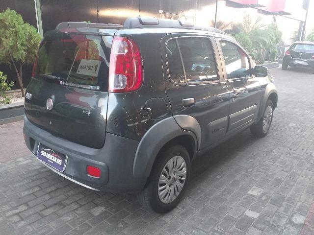 Fiat Uno Way 1.0-2011/2012-Loja Só Veiculos-3305-8646/9  * - Foto 4