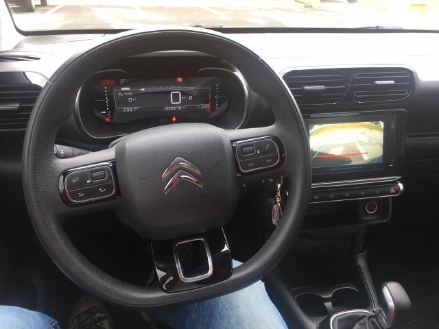 GB - Citroën C4 Cactus Feel Pack, único dono, lancamento - Foto 4