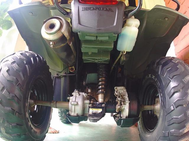 Quadriciclo Honda trx 420 cilindrada - Foto 5
