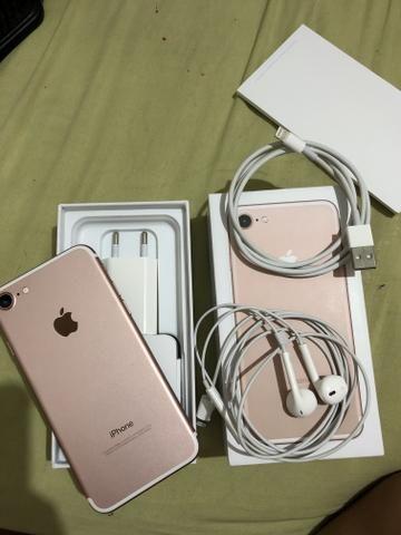 Vendo iPhone 7 rosê