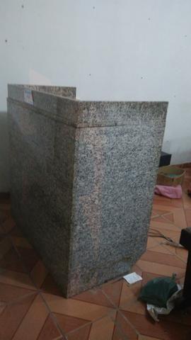 Balcão Caixa de granito - Foto 2