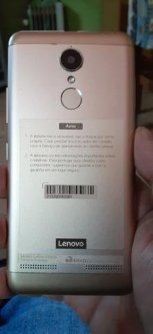 Vendo celular k6 da lenovo - Foto 2