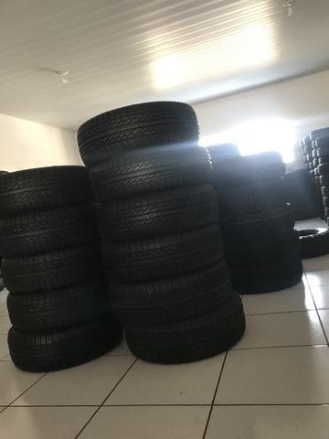 Troca rápida em pneus remold