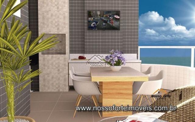 Lançamento Apartamento no Caiçara em Praia Grande - Foto 14