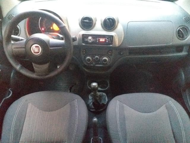 Fiat Uno Way 1.0-2011/2012-Loja Só Veiculos-3305-8646/9  * - Foto 7