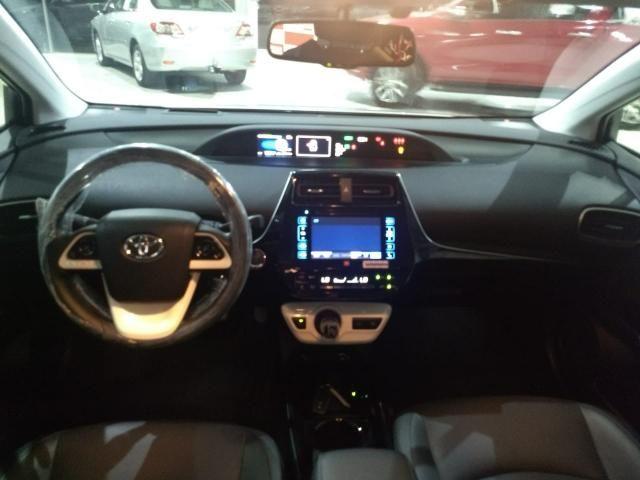 Prius Híbrido Impecável 6 mil km - Foto 11