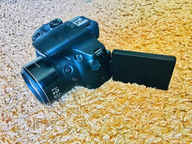 Câmera canon hs60 [Super Zoom] - Foto 2