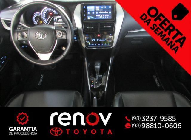 Toyota Yaris HB Auto 1.5 XLS C/Teto 2018.2019 - Foto 9