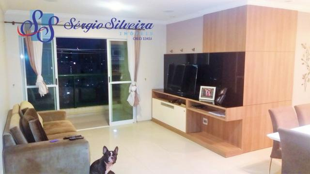 Apartamento no Meireles com 3 quartos e vista mar área de lazer! - Foto 4