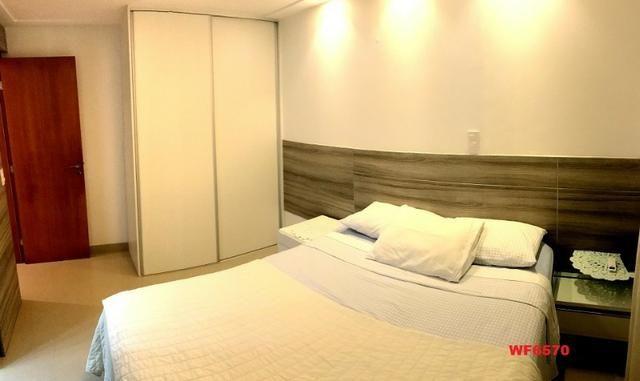 AP0967 Torre Espanha, apartamento na Aldeota, 3 suítes, móveis projetados, 2 vagas - Foto 7