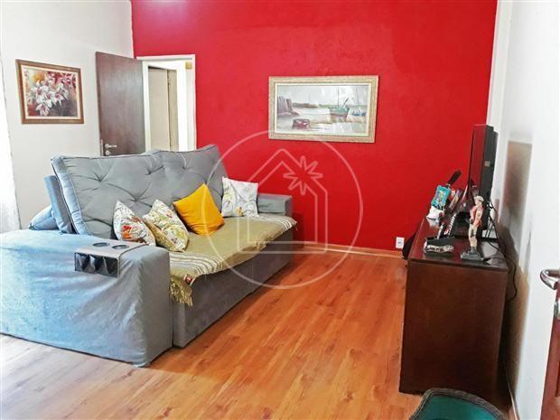 Apartamento à venda com 3 dormitórios em Olaria, Rio de janeiro cod:850502