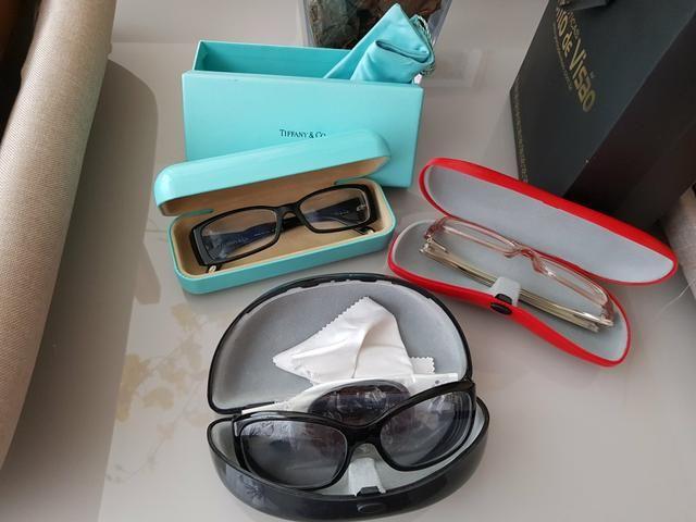 743b1f70a983d Armações óculos de grau marcas e óculos de sol - Beleza e saúde ...