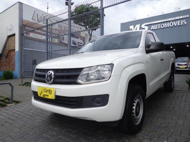 Oportunidade Repasse Vw - Volkswagen Amarok CS 4X4 Diesel