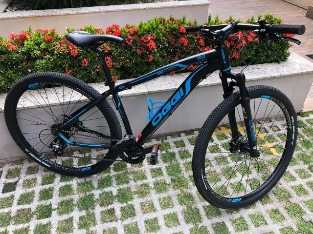 14612ab7a Bicicleta Oggi Big Wheel 7.0  pouco usada