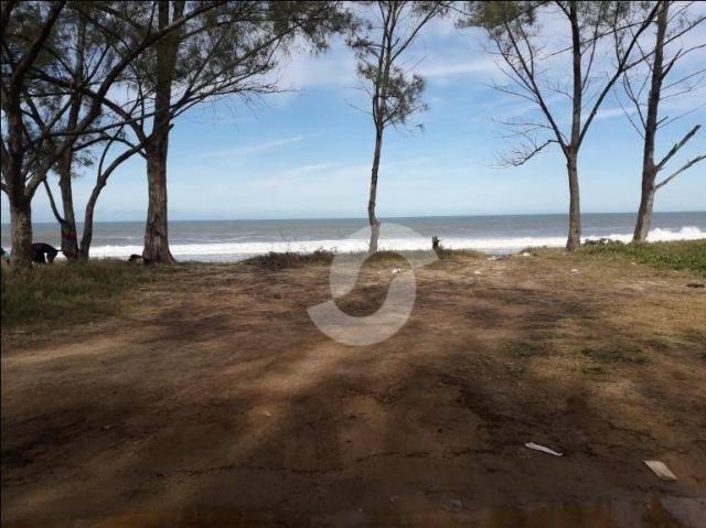 Terreno à venda, 450 m² por r$ 71.000,00 - jaconé - saquarema/rj