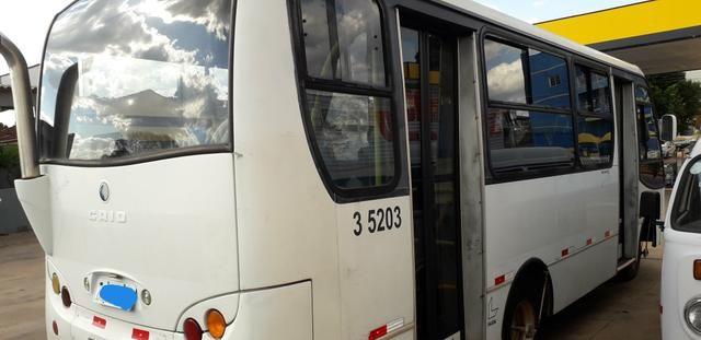 Ônibus vw 8.150 Caio Piccolo - Foto 3