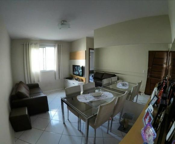 Excelente apartamento 2 quartos com 1 vaga de garagem em Valparaíso Serra/ES - Foto 2