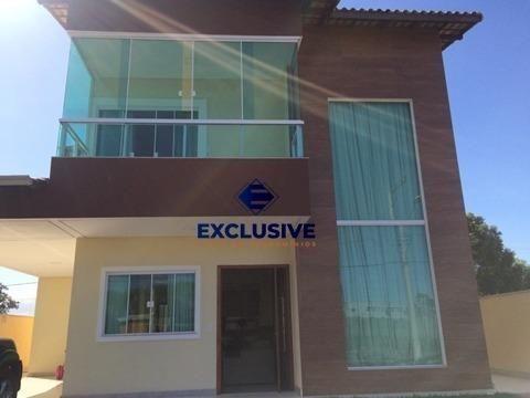 C.A.S.A D.U.P.L.E.X L.I.N.D.A no Boulevard Lagoa 03 Qts c/ 02 Suites