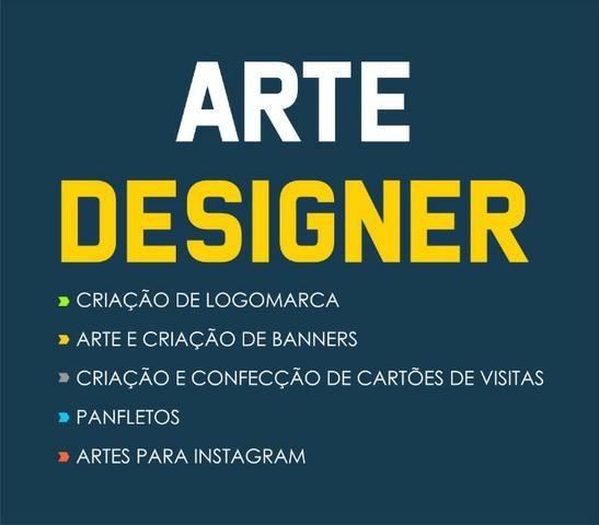 Arte Designer / Designer Gráfico