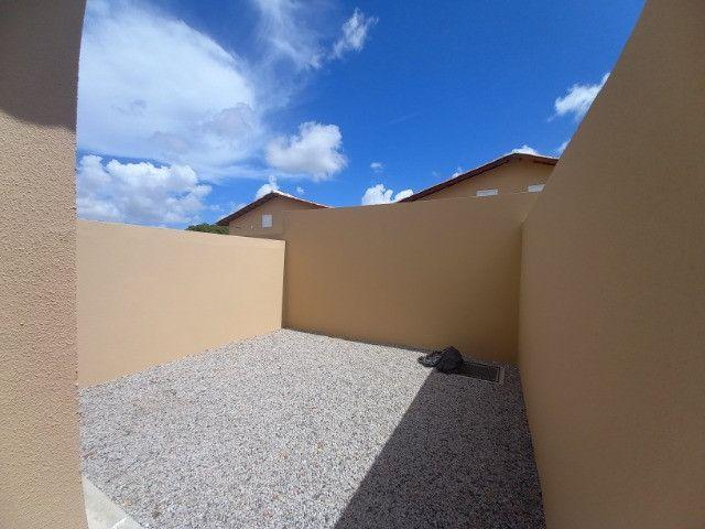 DP casa nova com entrada a partir de 2 mil reais com 2 quartos e documentação inclusa - Foto 11