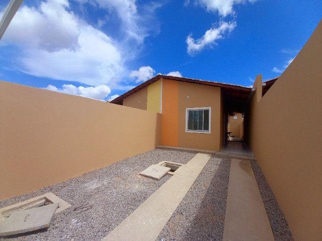DP casa nova com entrada a partir de 2 mil reais com 2 quartos e documentação inclusa - Foto 2