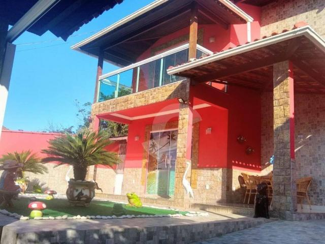 Casa com 3 dormitórios à venda, 272 m² por R$ 690.000 - Centro - Maricá/RJ - Foto 2
