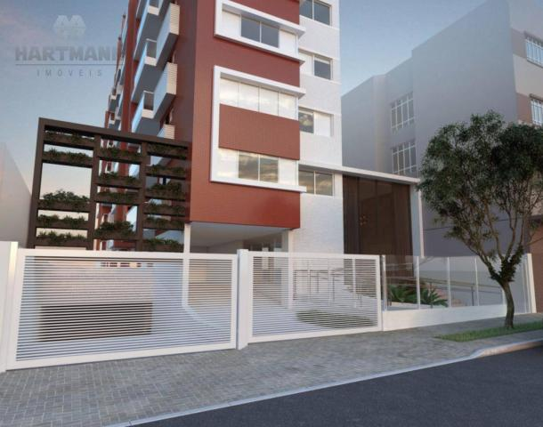 Apartamento com 3 dormitórios à venda por R$ 518.500,00 - Mercês - Curitiba/PR - Foto 12