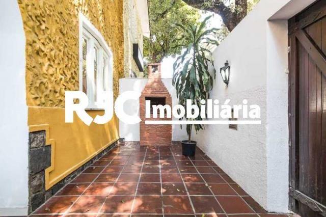 Casa à venda com 3 dormitórios em Tijuca, Rio de janeiro cod:MBCA30183 - Foto 2