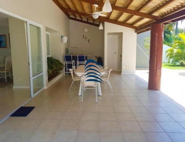 Casa de alto padrão com acesso a praia no condomínio Porto Busca Vida - Foto 8