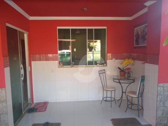 Casa com 3 dormitórios à venda, 272 m² por R$ 690.000 - Centro - Maricá/RJ - Foto 16