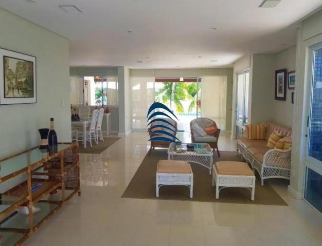 Casa de alto padrão com acesso a praia no condomínio Porto Busca Vida - Foto 12