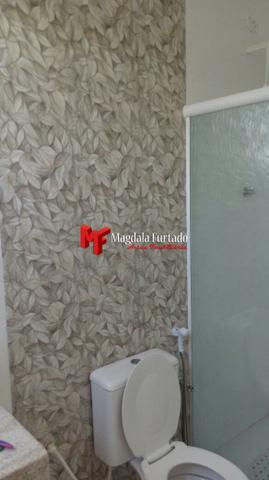 4030 - Casa de 4 quartos, rebaixada em gesso, total conforto em Unamar - Foto 11