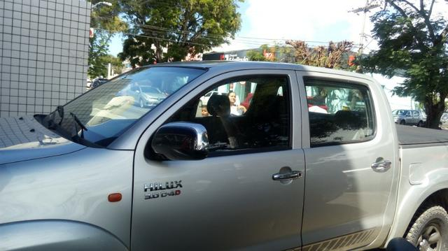 Toyota Hilux 4x4 turbo diesel 3.0 14/14 Manual,carro novo oportunidade!!! - Foto 6