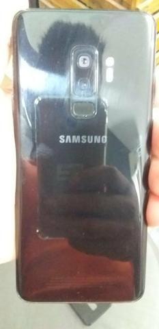 Vendo ou troco Samsung s9 plus novo - Foto 3