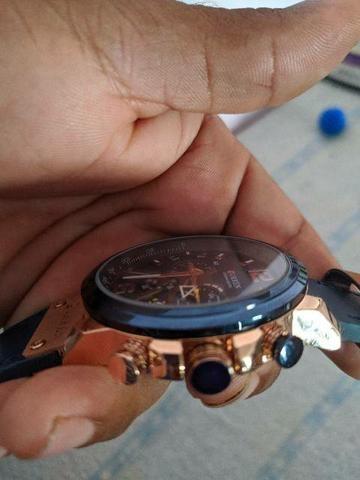 Relógio CURREN ORIGINAL Modelo 8329, lançamento 2019. - Foto 3