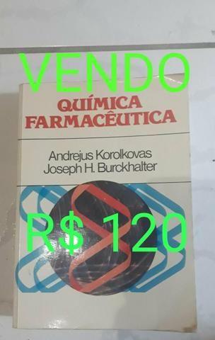 Livro Química Farmacêutica