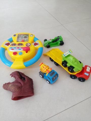 Lote de brinquedos infantis - retirar no centro de Curitiba - Foto 2