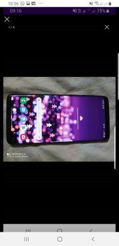 Vendo ou troco Samsung s9 plus novo - Foto 2