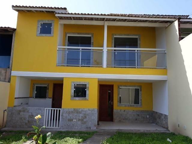 JCI - Casa Duplex 2 qts sendo 1 suite vista Mar São Bento Itaipuaçu